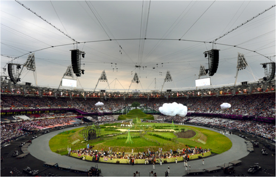 Olympics 2012 Opening Ceremony director's cut to air on BBC Three
