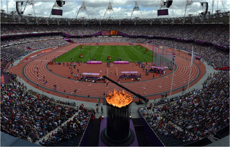 London Anniversary Games live on BBC & Channel 4