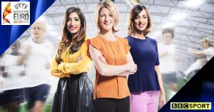 UEFA Women's Euro 2013 live on BBC TV & Eurosport