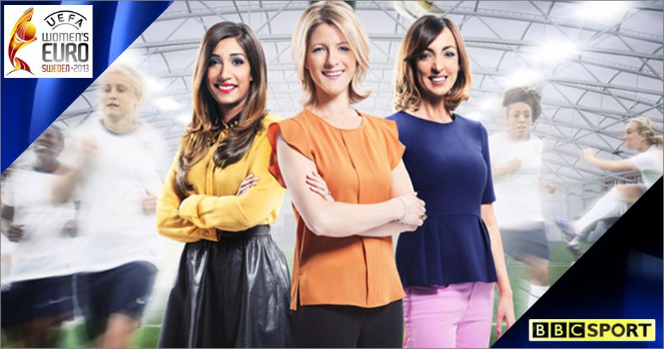Uefa Women S Euro 2013 Live On Bbc Tv Amp Eurosport Sport