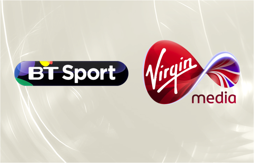 BT Sport signs carriage deal with Virgin Media