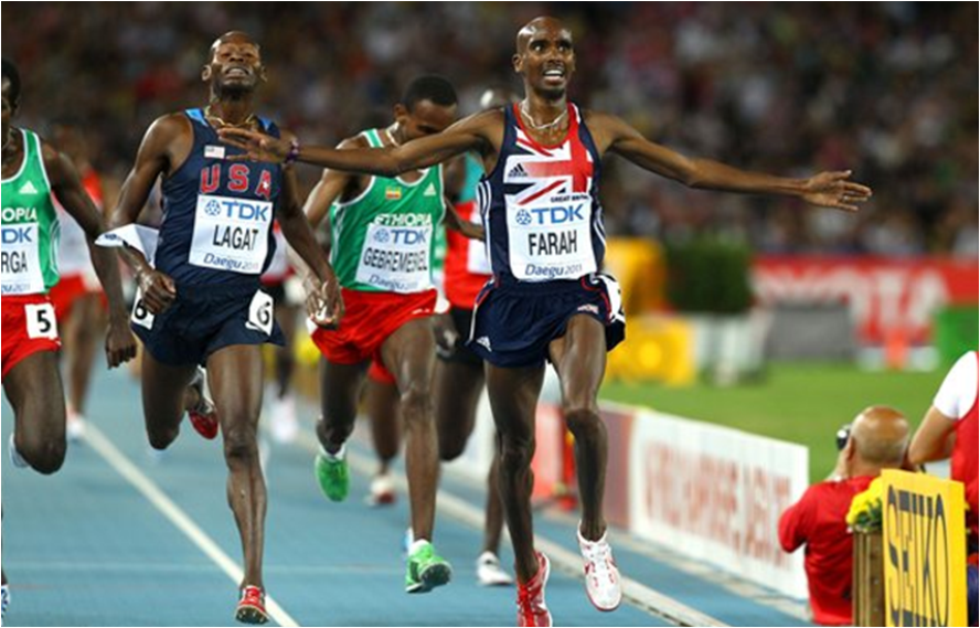 IAAF World Athletics Championships 2013 live on the BBC