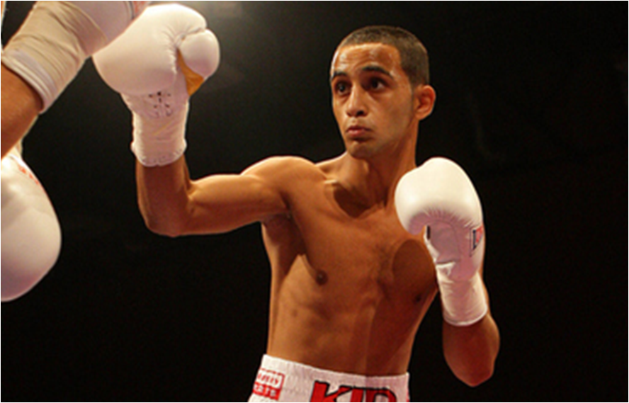 Kid Galahad's British title fight live on Channel 5