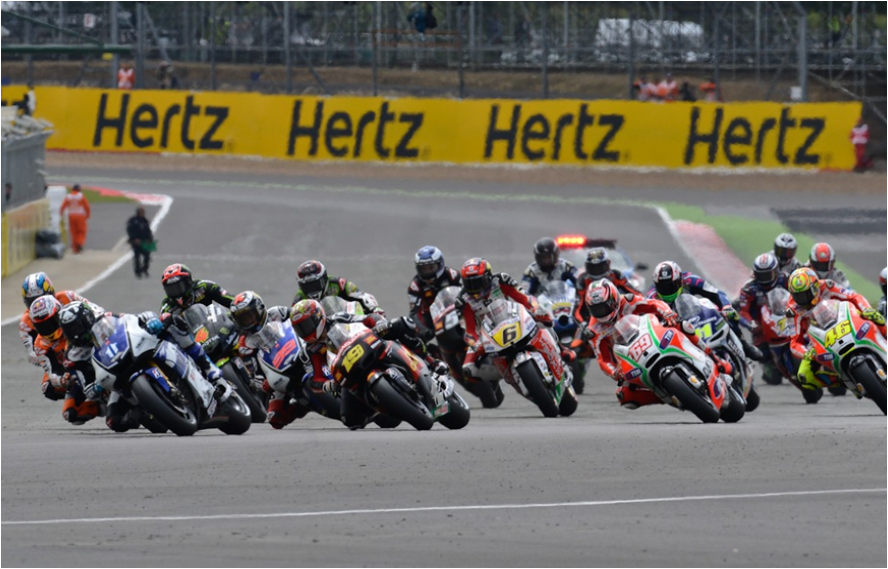 British MotoGP 2013 live on BBC TV & Eurosport