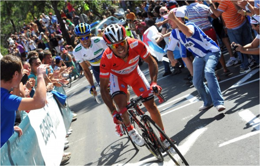 Vuelta a Espana 2013 on British Eurosport & ITV4