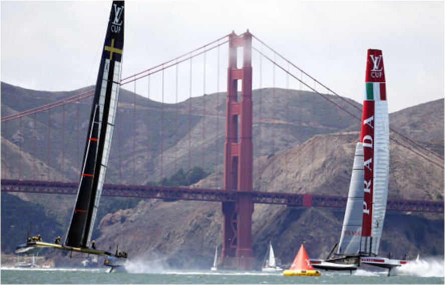 America's Cup 2013 live on Sky Sports, Highlights on BBC
