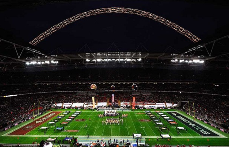 NFL Wembley 2013: San Francisco @ Jacksonville live on C4 & Sky