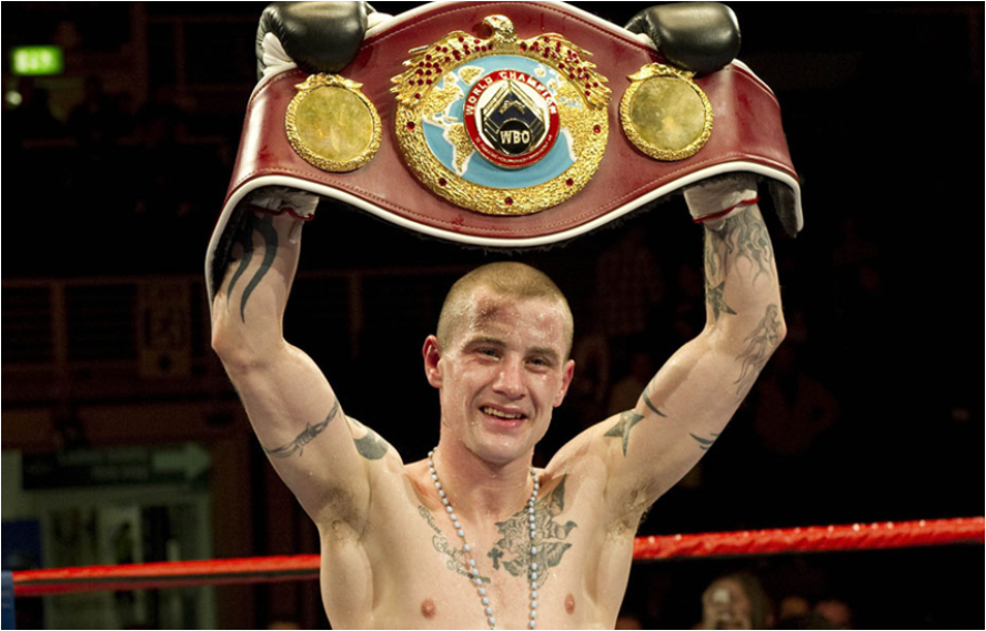 Ricky Burns v Raymundo Beltran live on Sky Sports