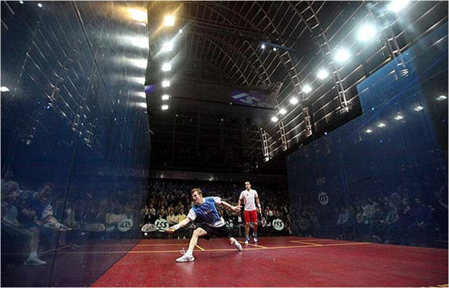 BBC to broadcast 2013 PSA World Squash Championship