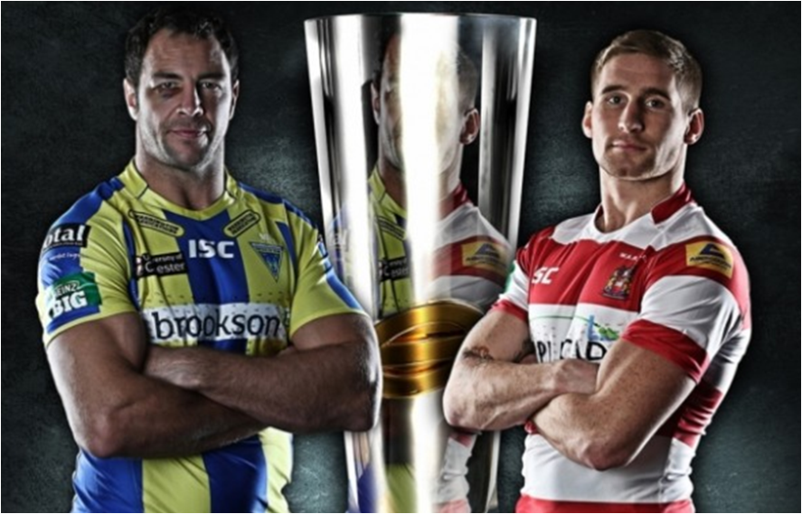 Super League Grand Final 2013: Warrington v Wigan live on Sky Sports