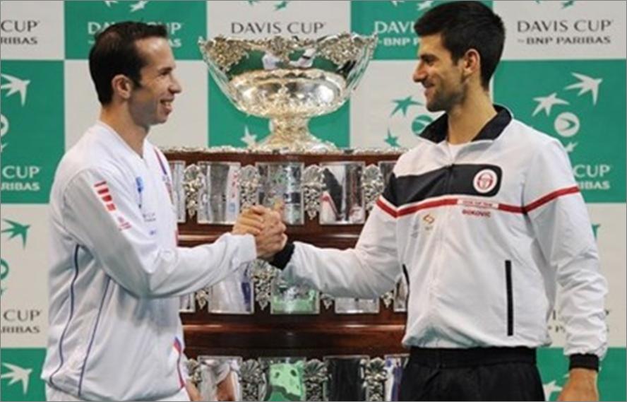 Davis Cup Final 2013 live on British Eurosport