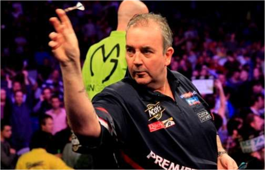 PDC Coral Masters 2013 live on ITV4