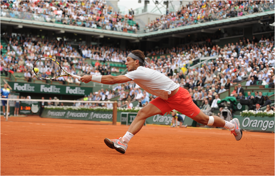 Eurosport extends French Open rights to 2021