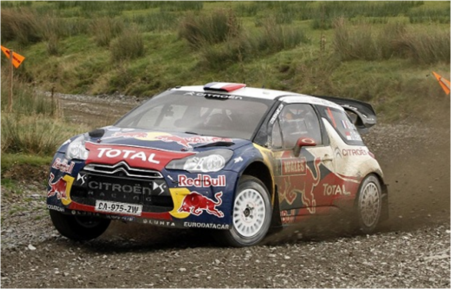 WRC 2013: Wales Rally GB highlights on ITV4 & S4C