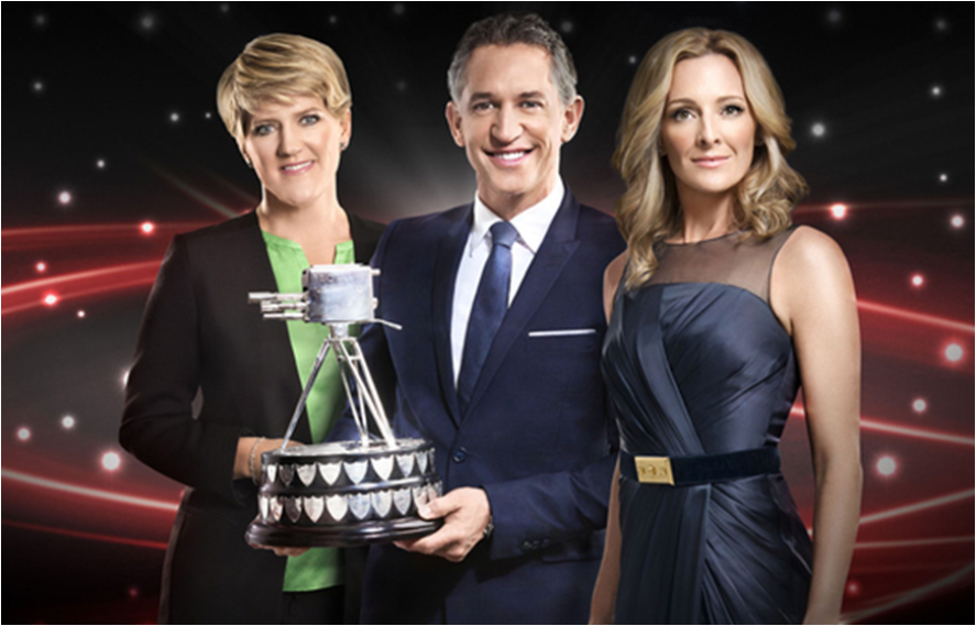 BBC Sports Personality of the Year 2013 live on BBC One
