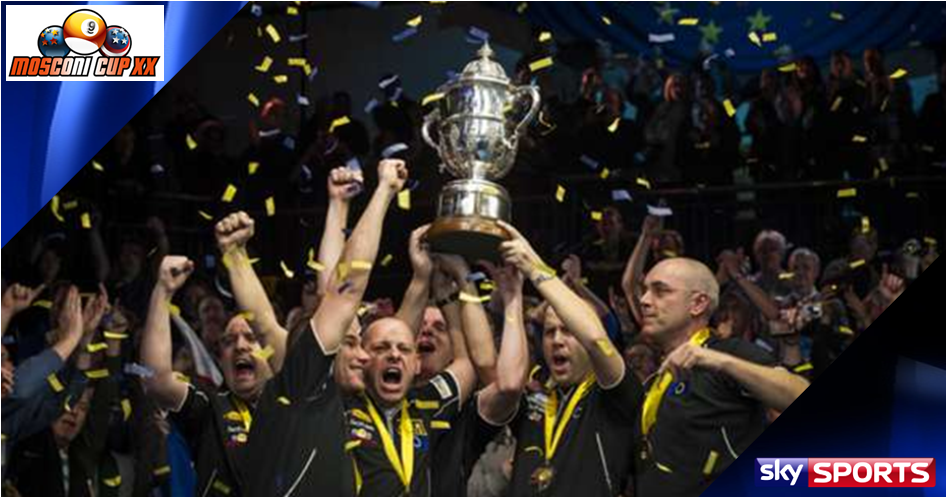 Mosconi Cup 2013: USA v Europe live on Sky Sports – Sport On The Box