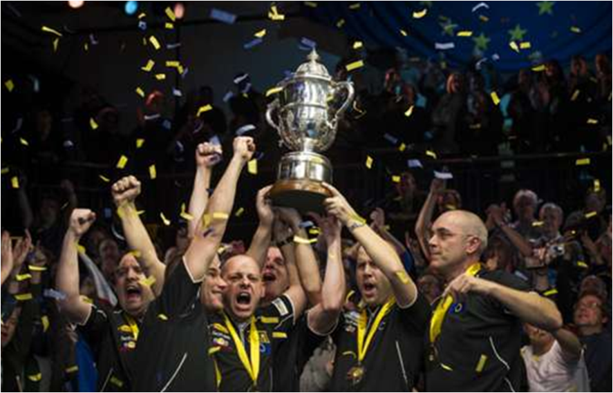 Mosconi Cup 2013: USA v Europe live on Sky Sports