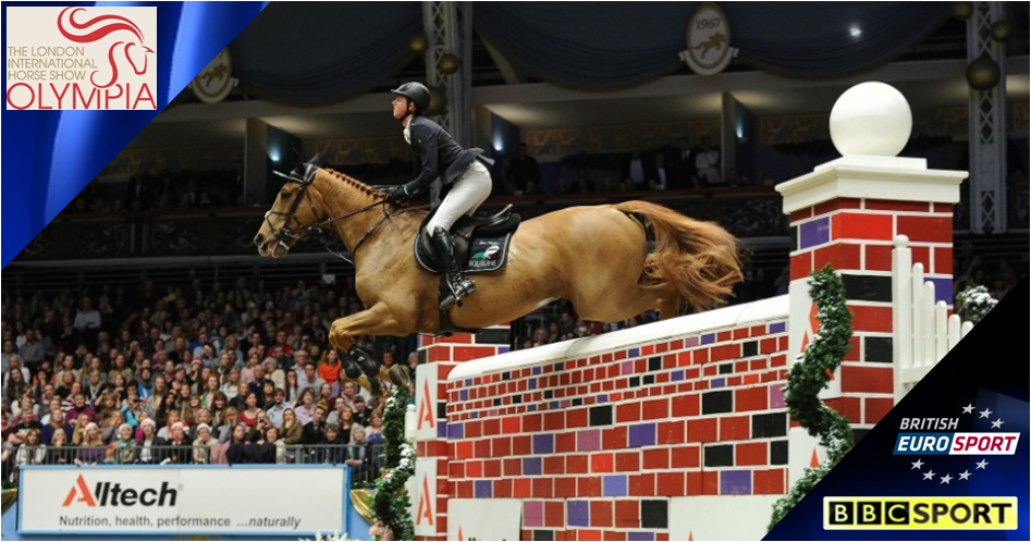 The world s top show jumpers descend on the capital this week for
