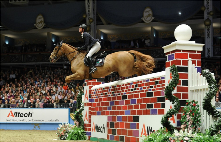 Olympia Horse Show 2013 live on BBC & Eurosport