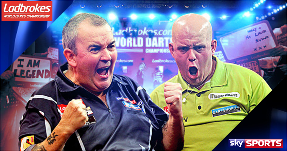 list of world darts champions