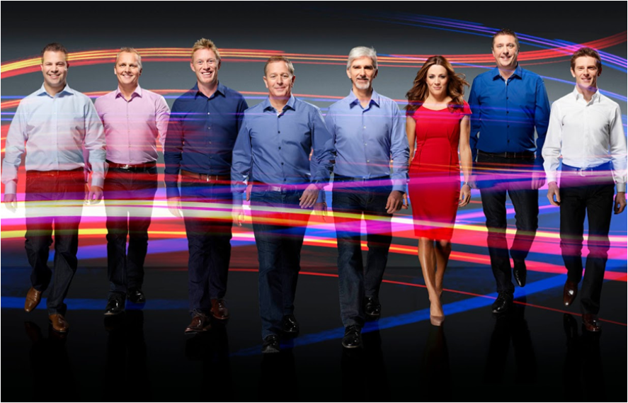 Sky Sports F1 wins FIA TV award for second year running