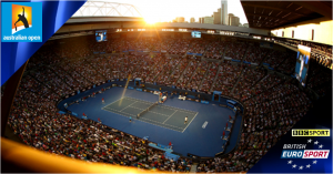 Australian Open 2014 live on British Eurosport & BBC