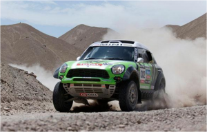 Dakar Rally 2014 highlights on British Eurosport
