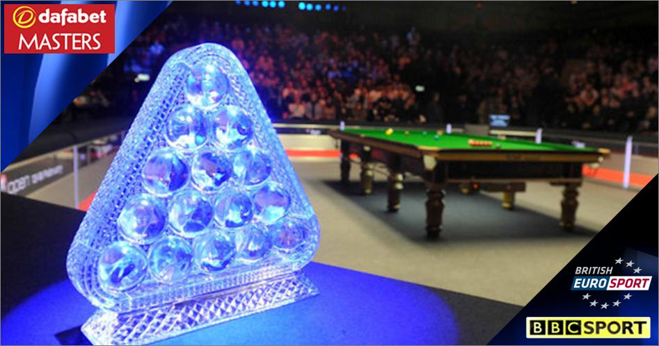 Dafabet Masters 2014 live on BBC & Eurosport – Sport On ...