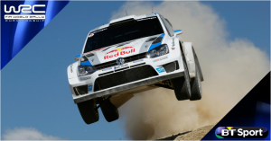 BT Sport secures World Rally Championship rights