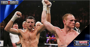 Sky Sports Box Office to screen Froch v Groves rematch