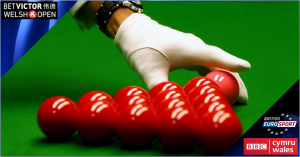 Welsh Open 2014 live on BBC Wales & Eurosport