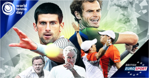 World Tennis Day 2014 live on British Eurosport