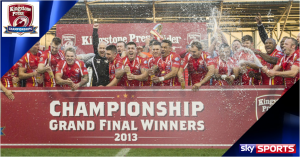 Sky Sports to screen Championship Grand Final day