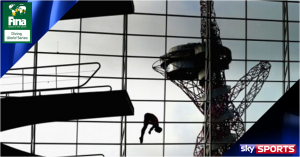 Diving World Series London 2014 live on Sky Sports