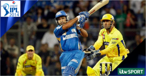 Indian Premier League 2014 exclusively live on ITV4