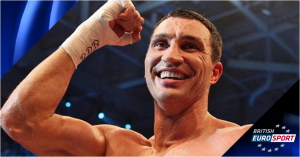 Klitschko world title defence live on British Eurosport