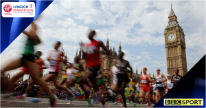 Virgin Money London Marathon 2014 live on BBC One