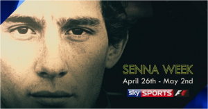 Sky Sports F1 to mark 20th anniversary of Ayrton Senna's death