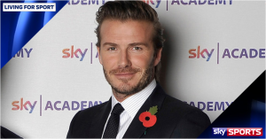 Beckham and Ennis-Hill to star in Sky Living for Sport Awards