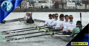 The 160th Boat Race live on BBC One