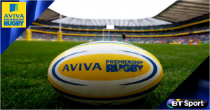 BT Sport announces opening live 2014/15 Aviva Premiership matches