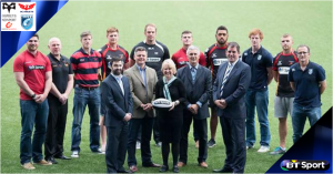 Welsh Rugby Regions seal BT Sport sponsorship deal