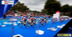 ITU World Triathlon Series 2014 London live on BBC One