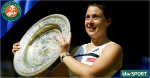 Marion Bartoli joins ITV for French Open 2014
