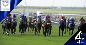 QIPCO Guineas Festival 2014 live on Channel 4
