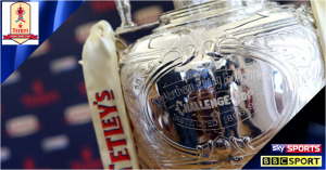 Challenge Cup 2014: Quarter Finals live on BBC & Sky