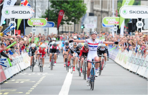 Women's Tour 2014 highlights on ITV4