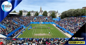 AEGON International 2014 live on BBC & BT Sport