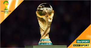 BBC & ITV secure World Cup rights until 2022