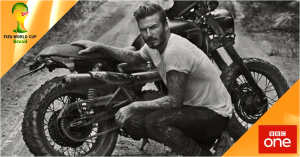 David Beckham goes Into The Unknown for BBC One
